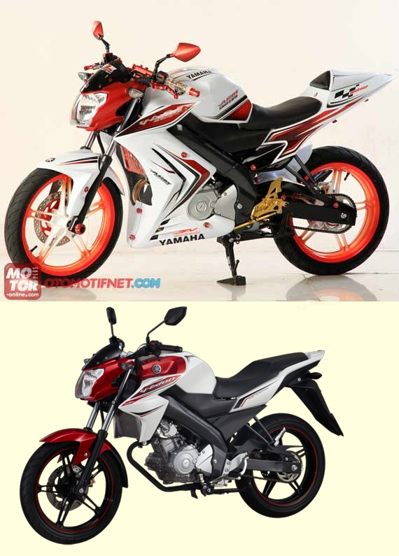 Yamaha New V-ixion Lightning Modif Minimalis title=