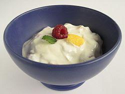 โยเกิร์ต (Yogurt)