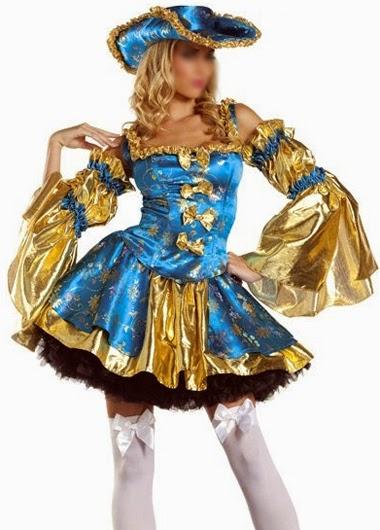 Disfraces de Halloween Sensuales, parte 3