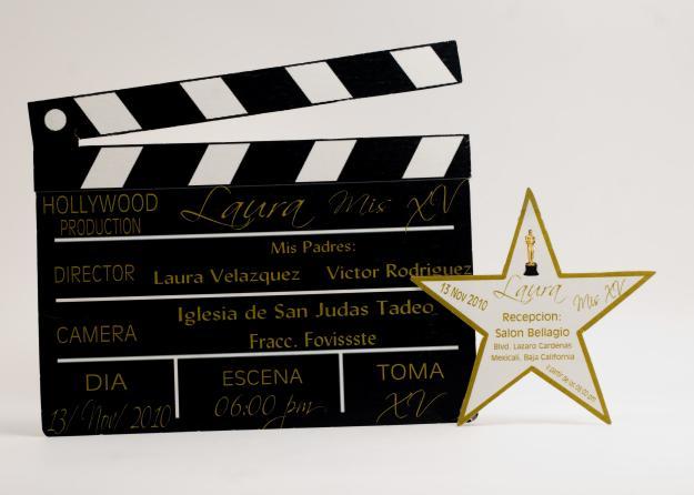 Imagenes de invitaciónes de XV años originales - Imagui