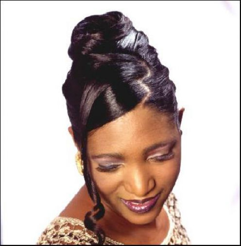 All Fashion Show Trendy American Hairstyle Updos African Tips To Create Trendy African