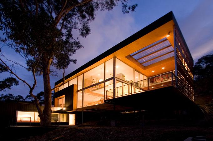 Taroona Australia  city photos gallery : neocribs: Modern Australian House | Taroona House | Tasmania | Room 11