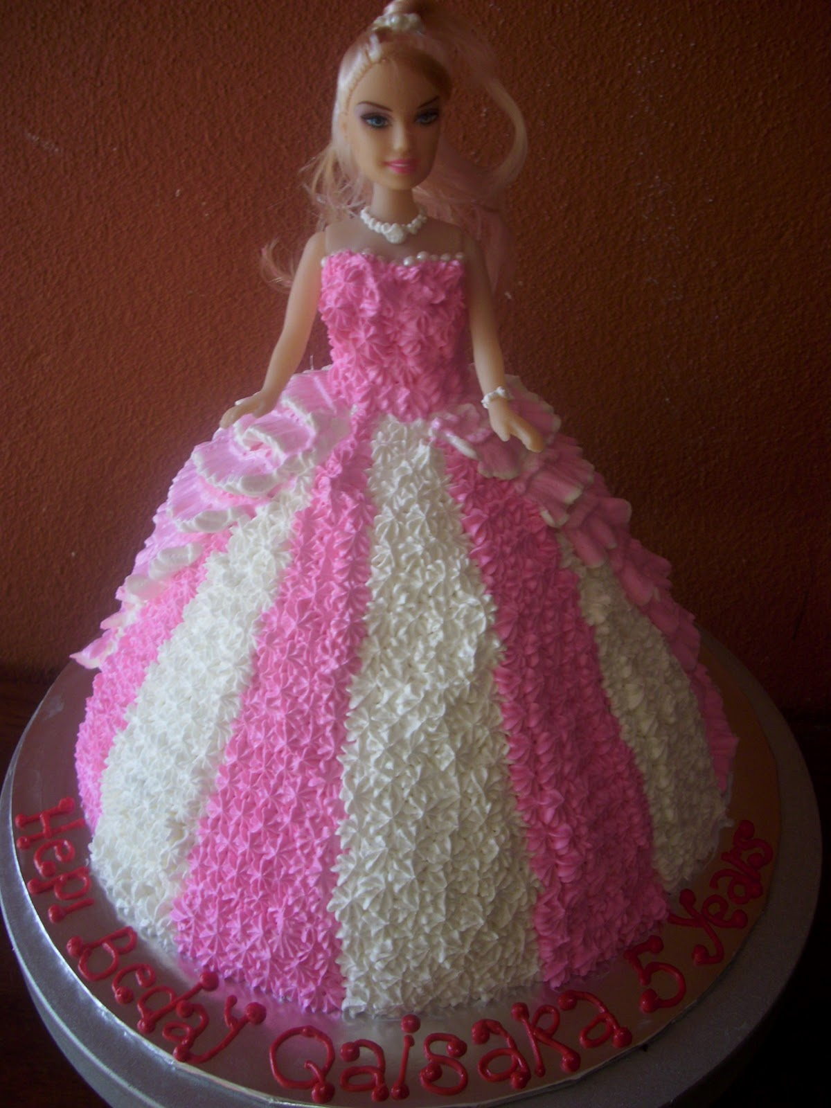 Фото торта с куклой барби в домашних условиях