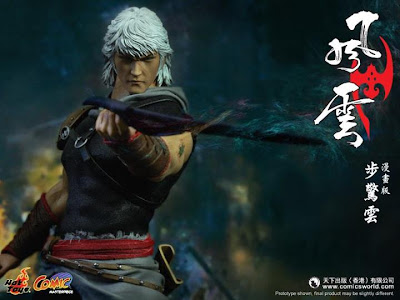 """Hot Toys 1/6 Scale Storm Riders 12"""" Cloud Figure"""