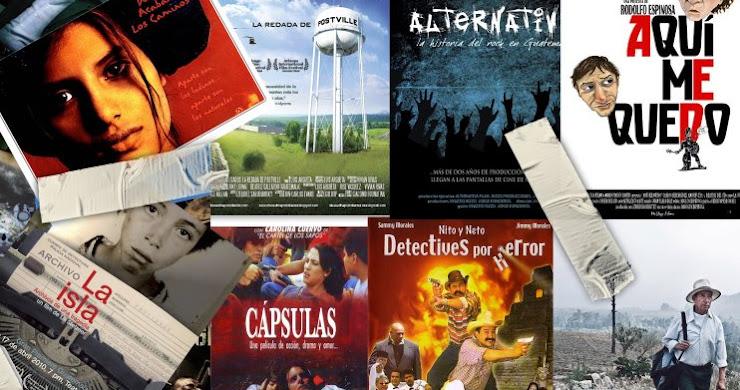 Ciclo de cine chapín 2012