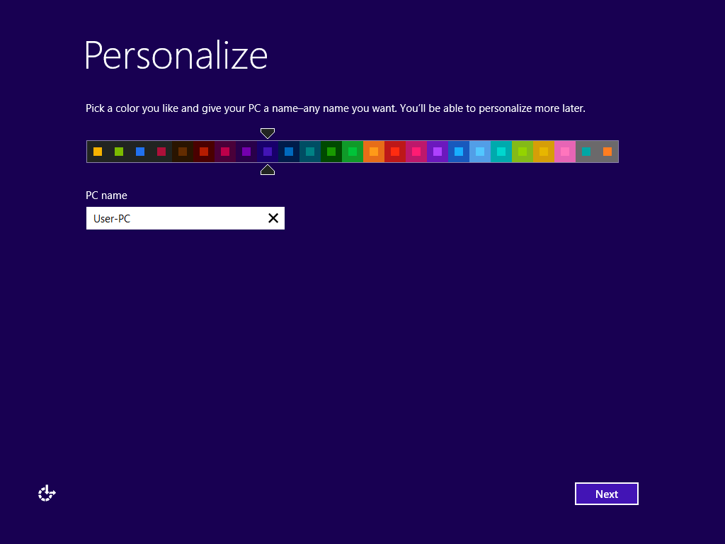 12.+Colour Cara Memasang Windows 8