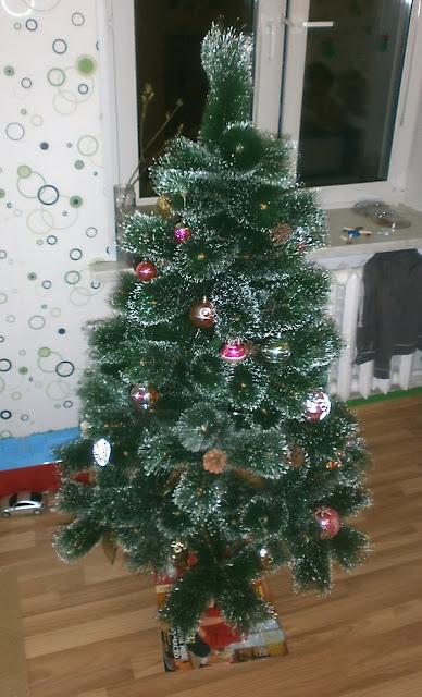 Как собрать нарядить и украсить новогоднюю ёлку