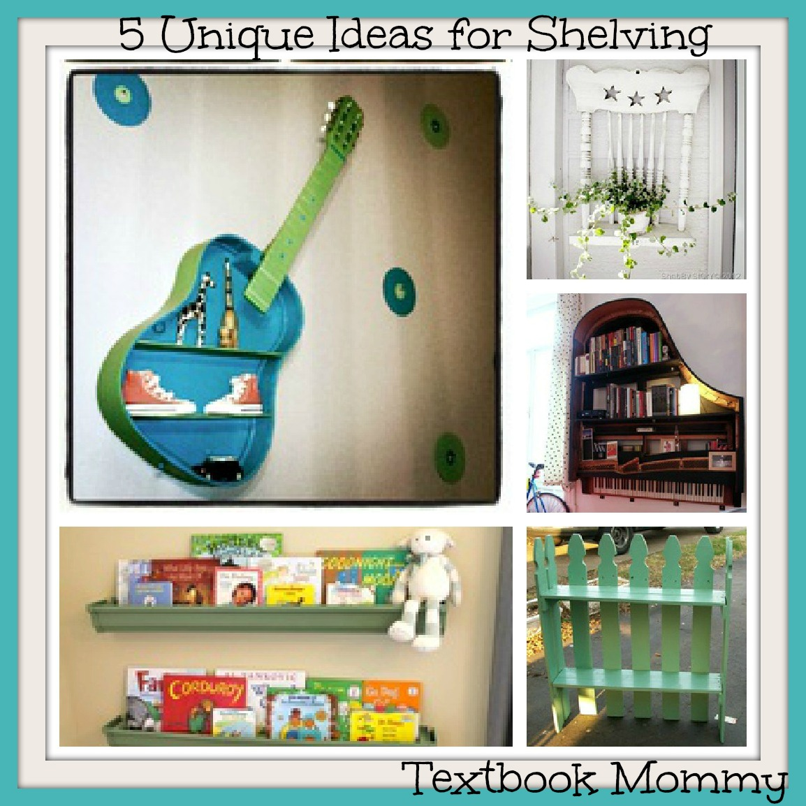 Unique shelving ideas 60 creative bookshelf ideas art and for Unusual shelving ideas