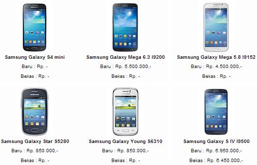 Kelebihan Samsung Galaxy Star