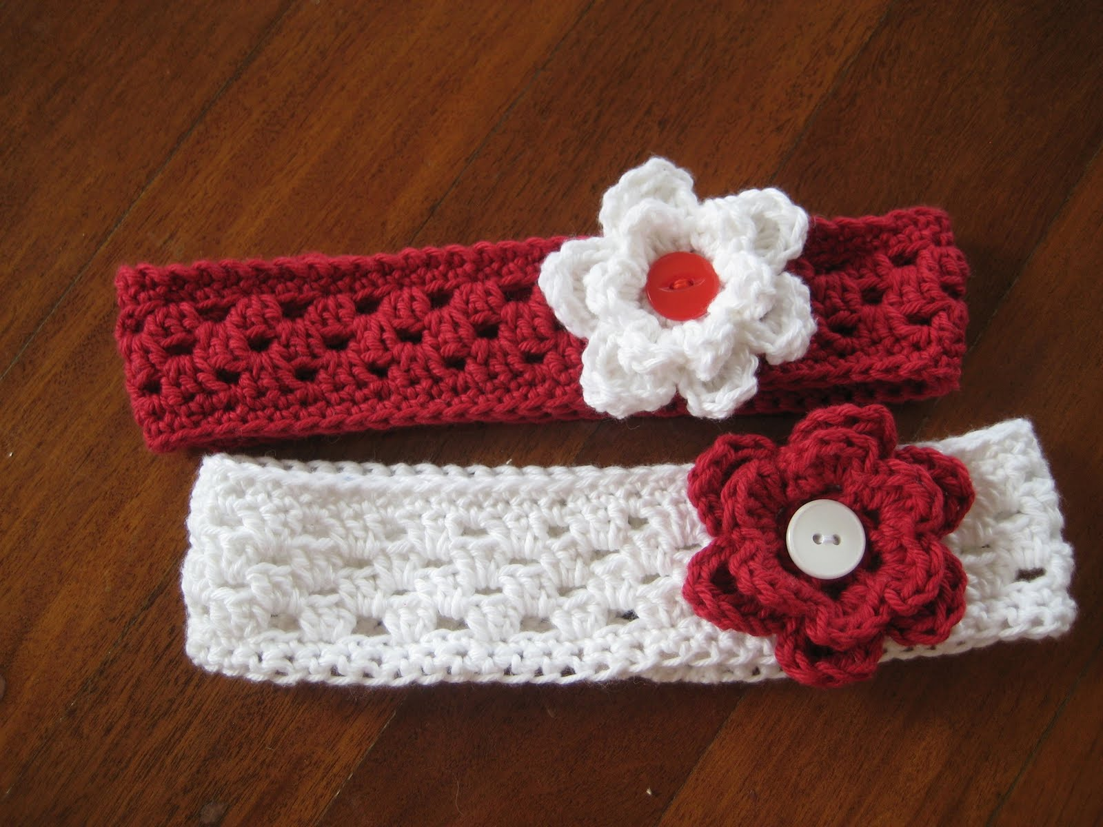 Never Knew: More crochet gifts...