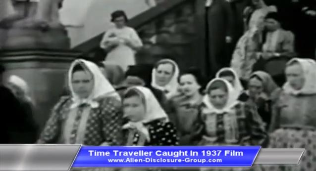 Κινητό σε ταινία του 1937