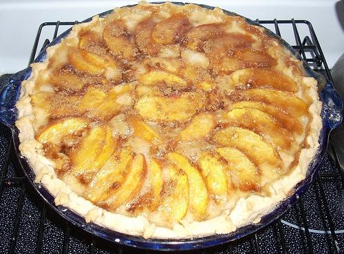 Peaches N Cream Pie Recipe Easy Dessert Recipes