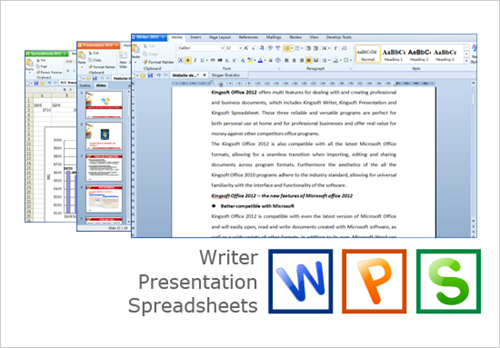 Kingsoft Office Suite Professional 2013 v9.1.0.4524 portable