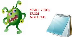 virus notepad