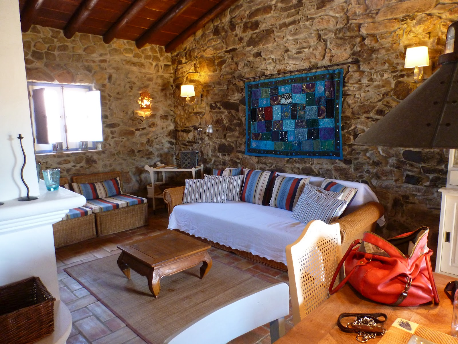 El portal de susana quinta das andorinhas casas rurales rom nticas y restauradas para recorrer - Casas de campo restauradas ...