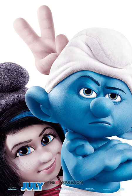 Movie : The Smurfs 2 (2013) Full Movie