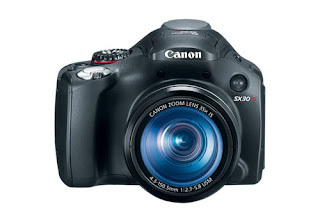 Canon Powershot SX30 IS Camera