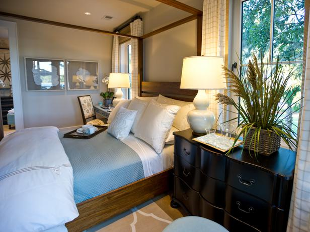 Modern Furniture: Master Bedroom Pictures : HGTV Dream Home 2013