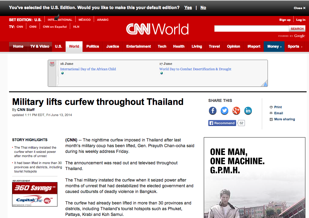 chiang mai thailand curfew news