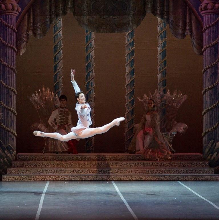 Jacopo Tissi ballerino