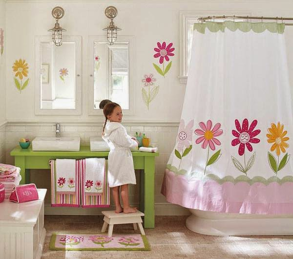 Five Interior Ideas For Kids Wash Rooms And Toilets