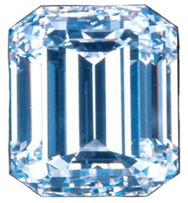 mouawad magic diamond clear emerald cut