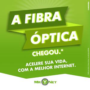 A única conexão fibra óptica de Mairi e Várzea da Roça já está disponível!