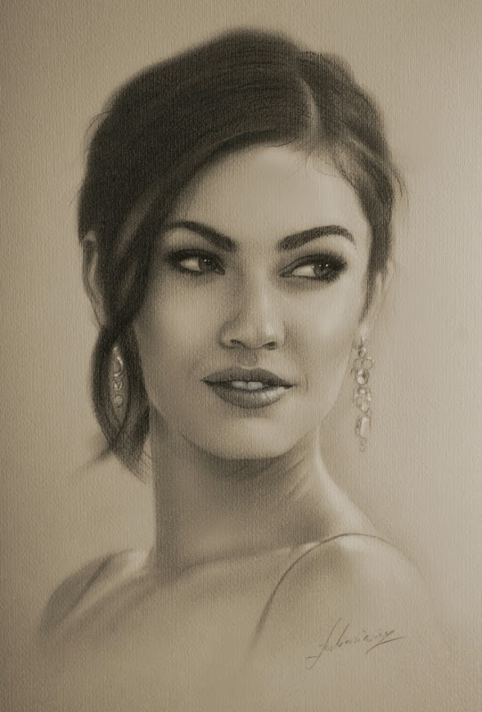 19-Megan-Fox-krzysztof20d-2b-and-8b-Pencils-Clear-Pastel-Celebrity-Drawings-www-designstack-co