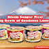 Nissin Souper Meal Big Bowls of Goodness…