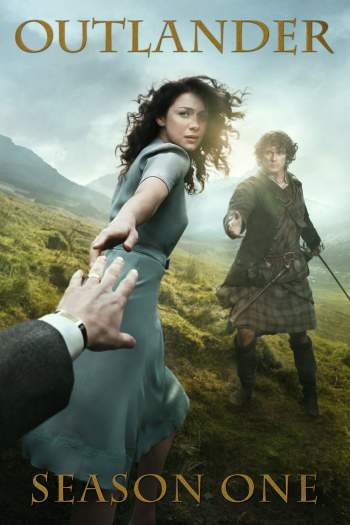 Outlander 1ª Temporada Torrent - BluRay 720p Dublado