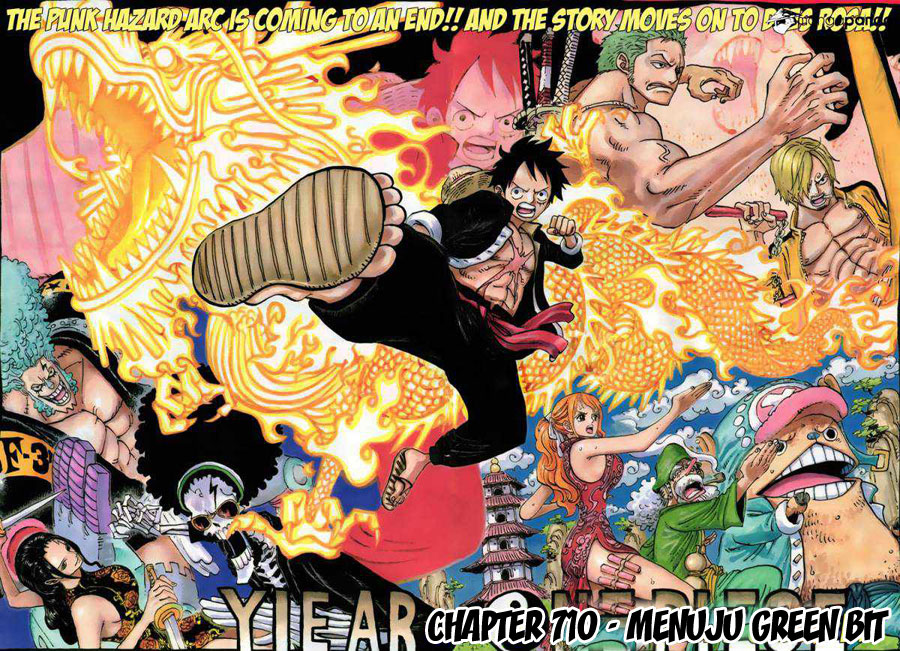 One Piece - Chapter:710 - Page:03