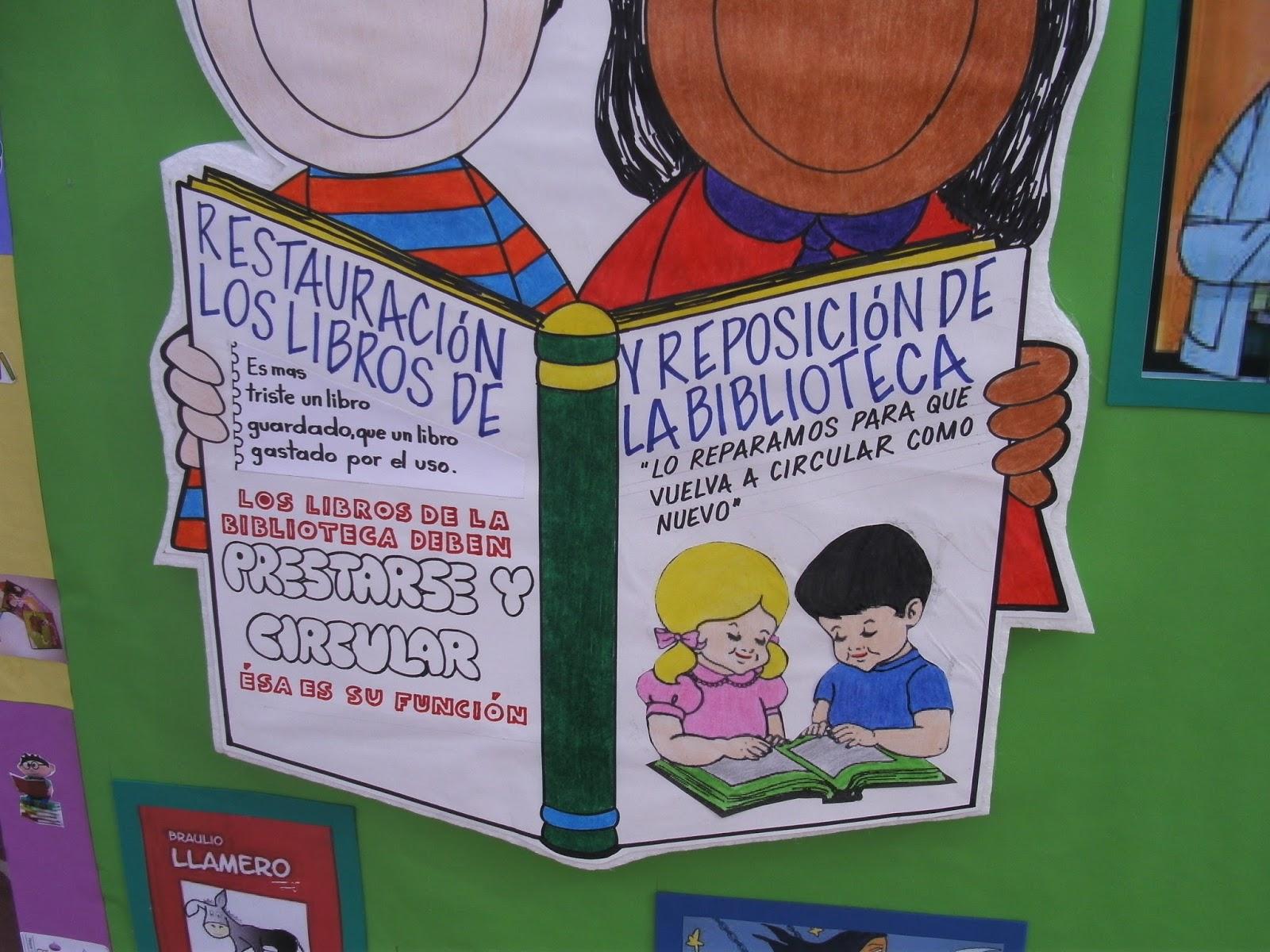 Bitacorablanca festival d a del libro for Estructura del periodico mural