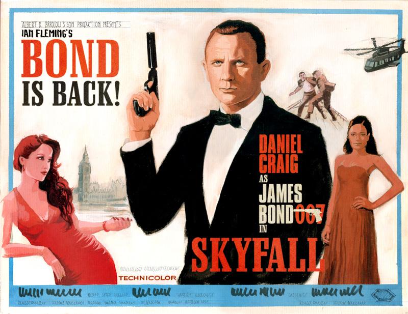 Daniel Craig High Resolution