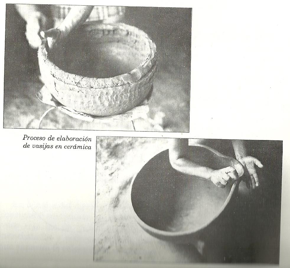 Espirales y espátulas