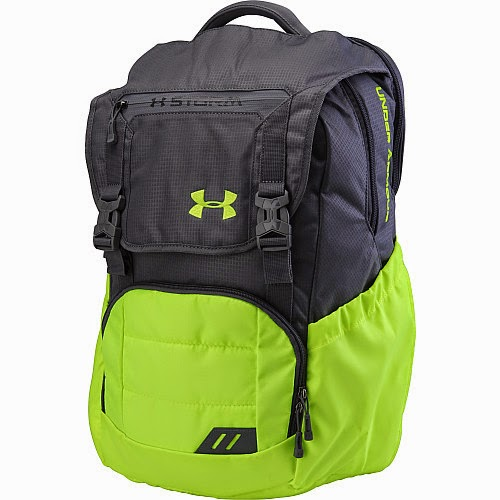 Sports authority coupon 25%: UNDER ARMOUR Ruckus Storm Backpack