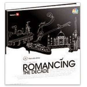 Amazon: Buy Romancing the Decade Hardcover Book at Rs. 299
