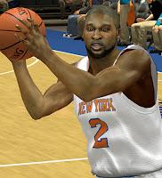 NBA 2K13 Raymond Felton Cyber Face Mods