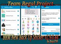 BBM Mod Free Sticker V 2 9.0.44 Apk For Android