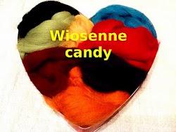 Candy wiosennne