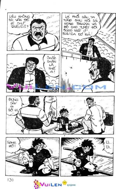 Jindodinho - Đường Dẫn Đến Khung Thành III Tập 28 page 120 Congtruyen24h