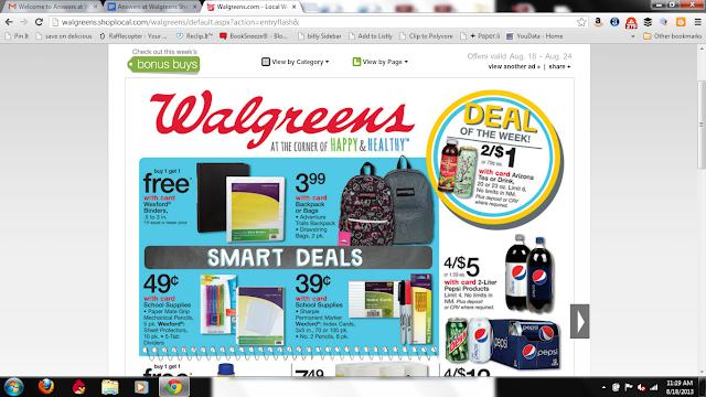 Weekly Ad #WalgreensAnswers
