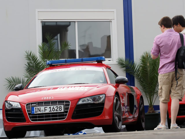 2011 Audi R8 Le Mans Safety Car