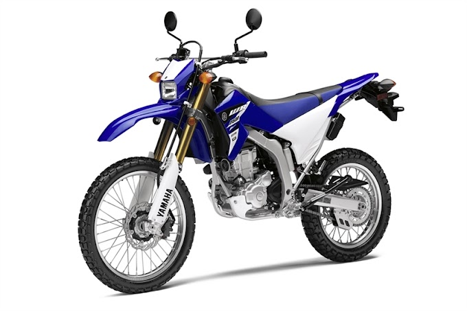 Yamaha Recall 12000an WR250 Series - Banyak Ya!