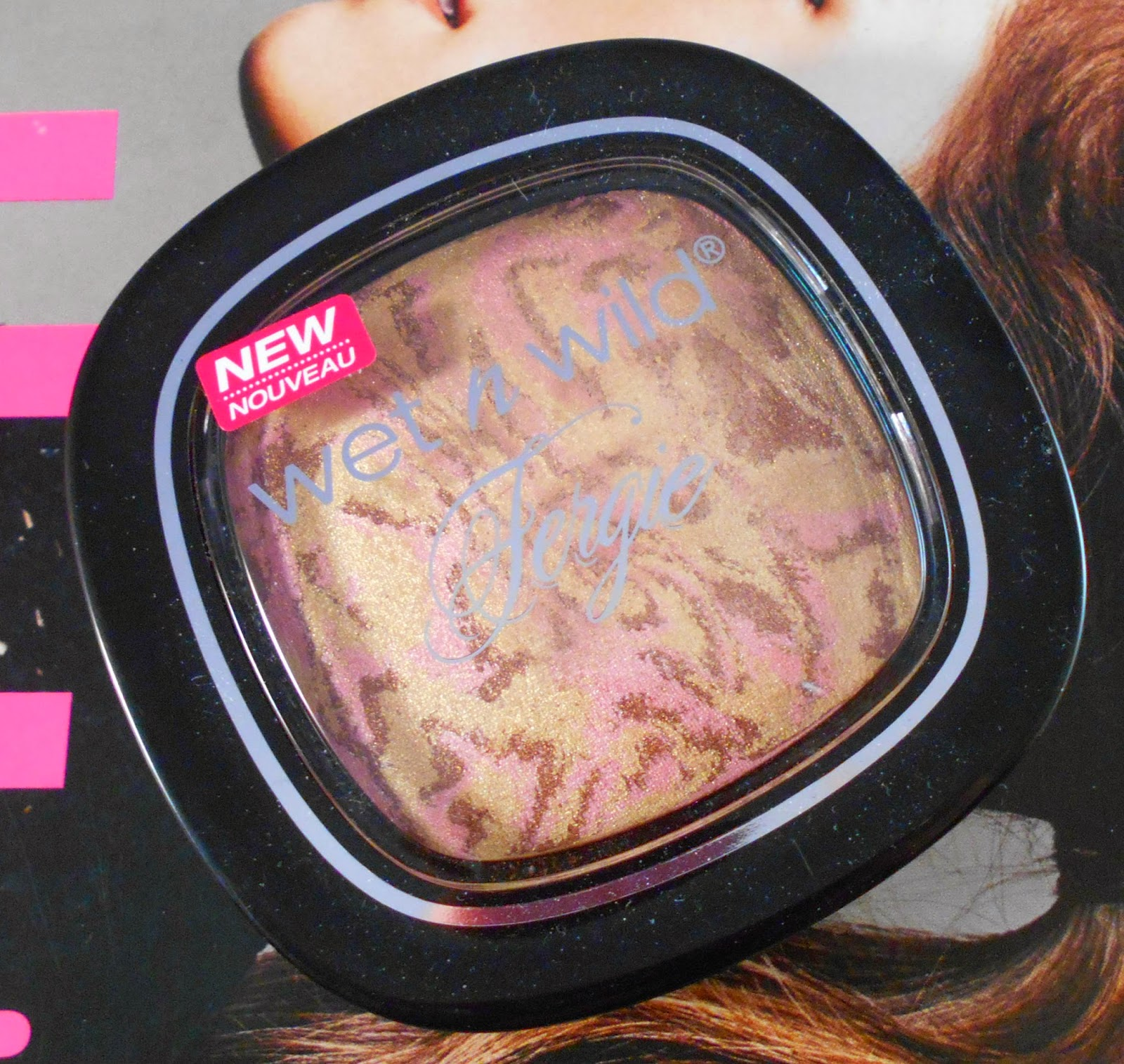 Wet n Wild Fergie To Reflect Shimmer Palette in Hollywood Boulevard
