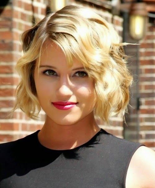 Short Bob Hairstyles for Wavy Hair