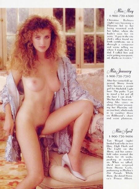 Review Playboy Eua Gatas Americanas Nuas Na Revista De Janeiro