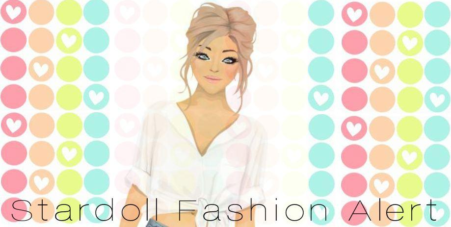 Stardoll Fashion Alert