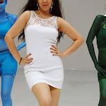 Charmi Kaur Hot Stills in White Dress
