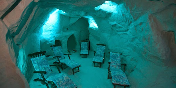 Image result for dry salt therapy has been around for years