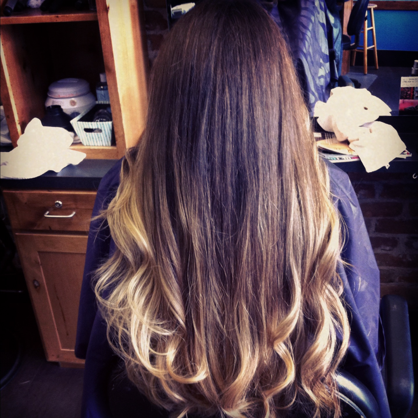 Hair Color Trends Ombre Melting Highlow Lights Bridal Makeup